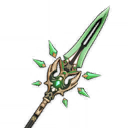 Primordial Jade Winged-Spear